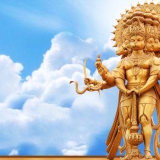 Panchmukhi Hanuman Temple Images