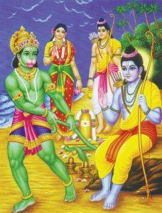Ramayana Scenes